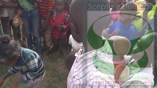 Children Fun-day culminations somewhere in Nakuru County