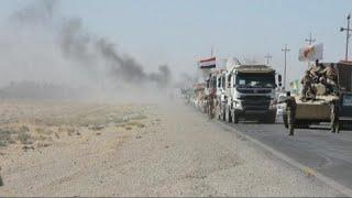 أخبار عربية - حشود عسكرية في كركوك.. والقوات العراقية تنفي إطلاق أية عملية