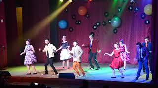 День ИГГ 2018. Танец