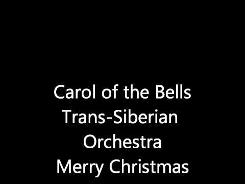 Carol of the Bells  TransSiberian Orchestra  Higher Quality