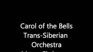 Carol Of The Bells Trans Siberian Orchestra Higher Quality