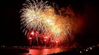 江戸川区・市川市共催花火大会2010 ダイジェスト【2-2】