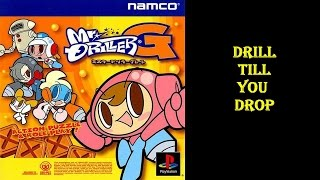 Quick Look | Mr Driller G aka Mr Driller 2 (2001) - PlayStation 1 HD