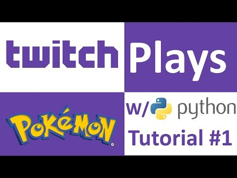 Twitch Plays Pokemon with Python 3.6 Tutorial #1