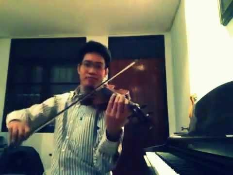 ลูกอม ไวโอลิน + เปียโน cover by เซฟ