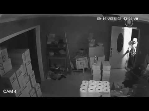 华裔女子击毙入室抢匪!另两人逃走