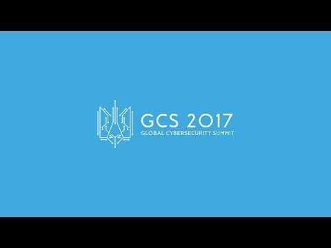 Global cybersecurity summit  DAY 1. Translated audio.