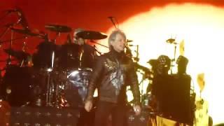 Bon Jovi Wanted Dead or Alive live 2019 - Stavanger Norway