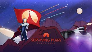 XBOX Games Surviving Mars  Space Race   Announcement Trailer