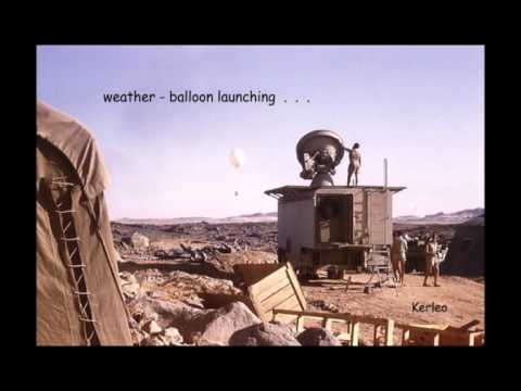 French nuclear tests in the Sahara