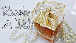 Resenha Perfume A Wish