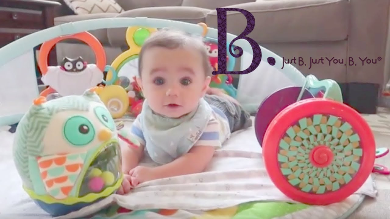 Awesome New Baby Toys - Review   ThePlusSideOfThings - YouTube