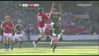 British & Irish Lions Tribute (2001-2009)