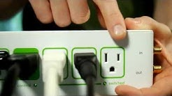 How to use an Advanced Power Strip