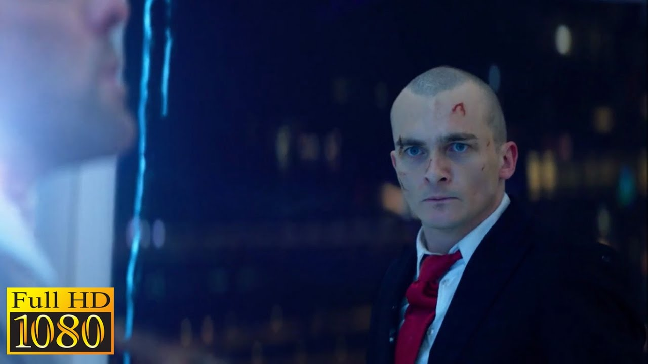 Hitman Agent 47 2015 Agent 47 Vs John Smith Final Fight Scene 1080p Full Hd