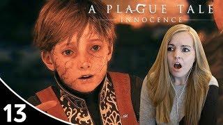 Raging So Hard! - A Plague Tale: Innocence Gameplay Walkthrough Part 13