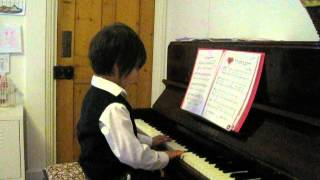Du, Du Liegst Mir Im Herzen You, You Are In My Heart Piano Lesson Week 19
