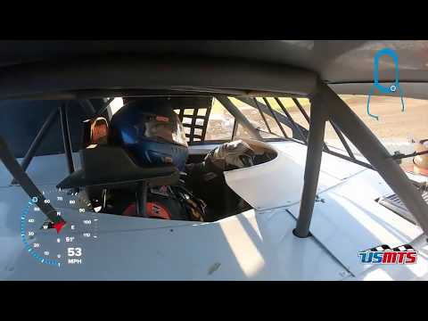 Ride with The Reaper: USMTS In-Car from Deer Creek Speedway