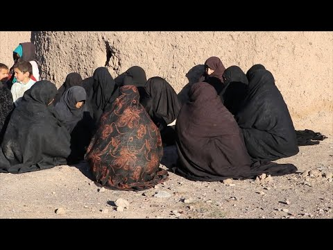 Village Of Widows: The Afghan Drug Trade's Lethal Legacy