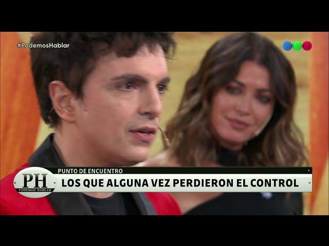 Ale Sergi recordó la intensa relación que tuvo con Andrea Rincón