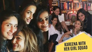Kareena Kapoor Khan catches up with her girl squad Malaika Arora and Amrita Arora | SpotboyE