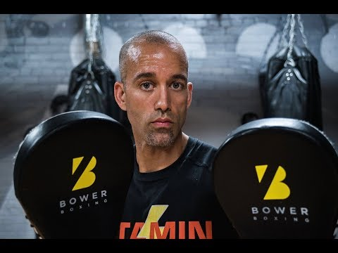 Boxing Punch Mitt Workout    Interval Pad Work Conditioning