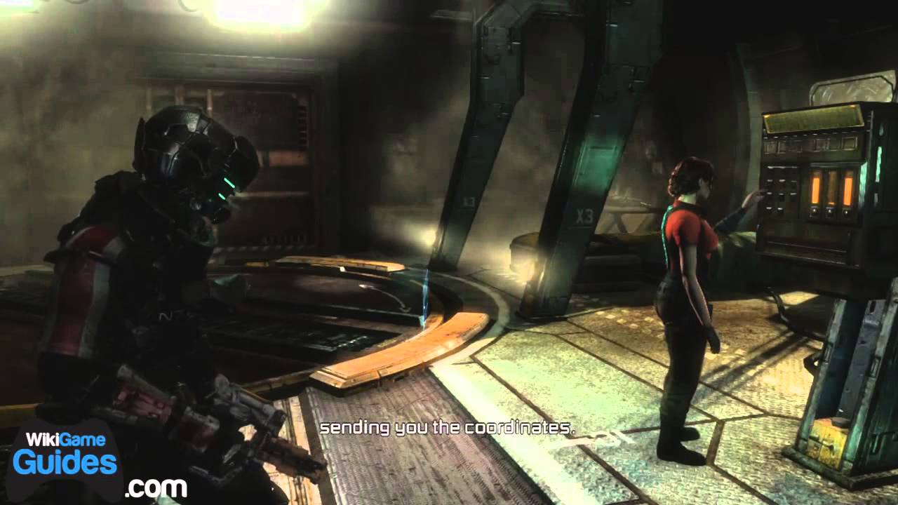 maxresdefault dead space 3 gameplay part 4 get to the terra nova youtube dead space 3 fuse box at metegol.co