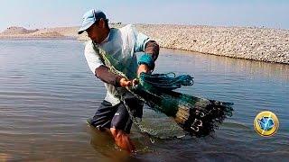 ► River fishing