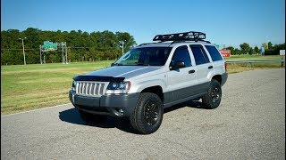 Davis AutoSports 2004 Jeep Grand Cherokee WJ For Sale / Lifted / Low Miles