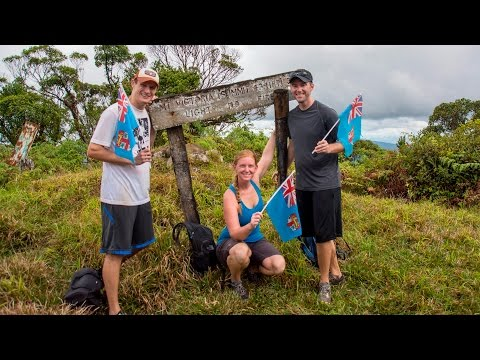 42 - That Time We Climbed the Highest Peak in Fiji