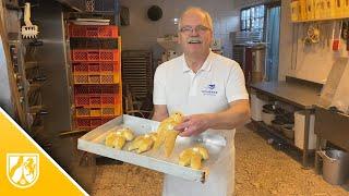 So geht der Stutenkerl von Bäckermeister Jörg von Polheim