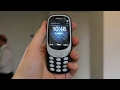 NOKIA 3310 NEW 2017  FIRST LOOK AND MY OPINION