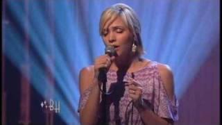 "02/25/10 - Katharine McPhee Performs ""Terrified"" - THE BONNIE HUNT SHOW"