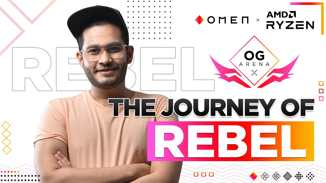 Against the curve - Journey of Rebel out Tomorrow! OG Arena - OMEN x AMD Ryzen