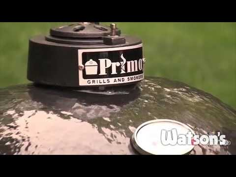 primo grills maintenance care and safe use - Primo Grills