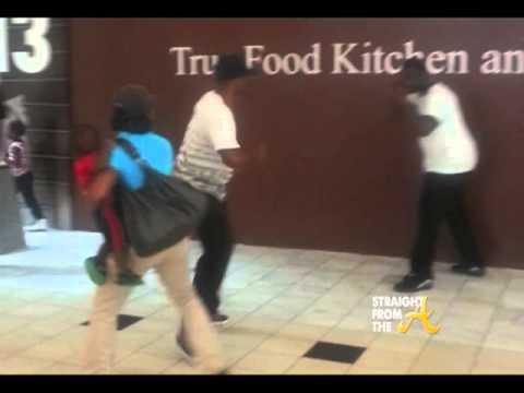 Gucci Mane Fights in Lenox Square Mall + Male Victim Discusses Incident w/ Big Tigga