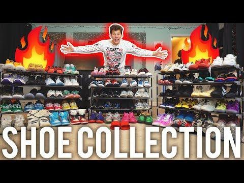 jesser-epic-shoe-collection-*super-rare*