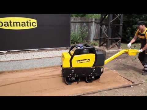 Виброкаток VR70 Batmatic (Батматик)