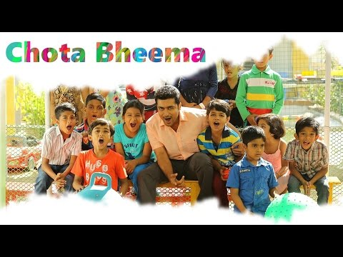 Chota Bheema Song Lyrics From Pasanga 2