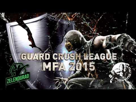 Guard Crush MFA League - Mortal Kombat 9 pt.7