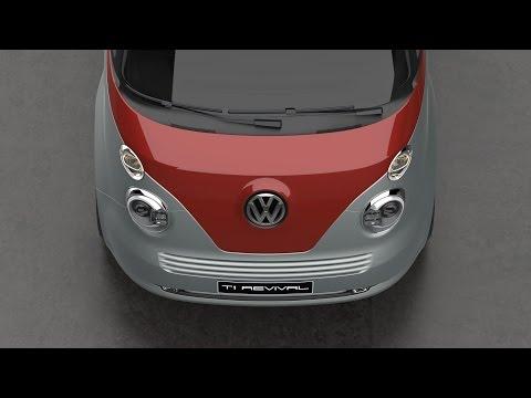 Volkswagen T1 Revival Concept - HQ