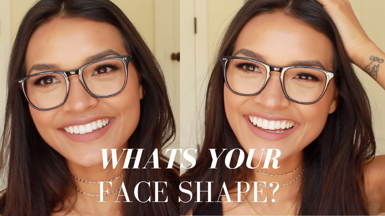 The Best Glasses For Your Face Shape Youtube