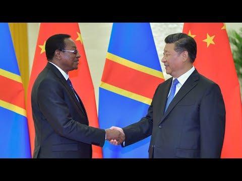 China backs DRC in promoting socio-economic development