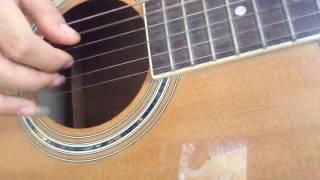 Melancholy - Mr Siro Guitar Cover