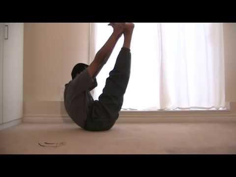niralamba paschimottanasana unsupported back stretching