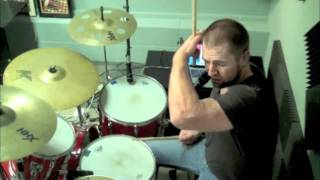 DRUM LESSON: Samba Groove - A Fun Mid Tempo Groove with Stephen Taylor