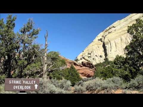 USA Roadtrip - Ep. 6 - Scenic 12-Devils Garden-Burr Trail-Strike Valley Overlook-Notom Bullfrog Road