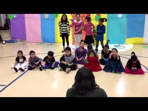 Levelock school play