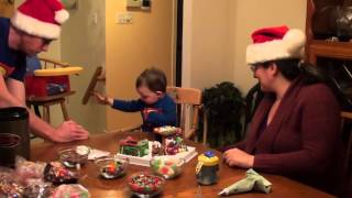 The End of the Gingerbread Train