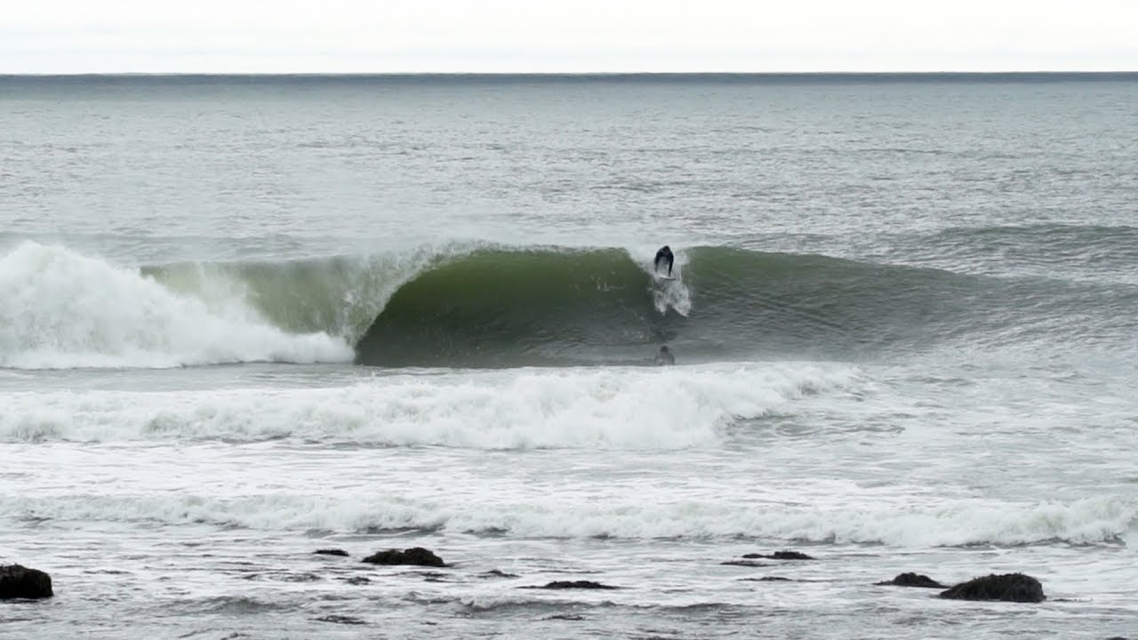 Is this the Best Wave in New England!?